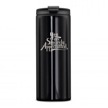 The Slimline - Sincerely Appreciated 12oz. Tumbler