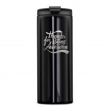 The Slimline - Thanks for Being Awesome 12oz. Tumbler