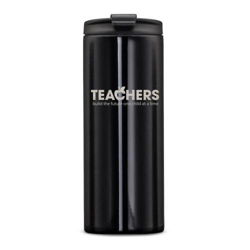The Slimline - Teachers Building Futures 12oz. Tumbler