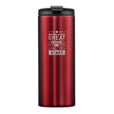 The Slimline - Behind Every Great School 12oz. Tumbler