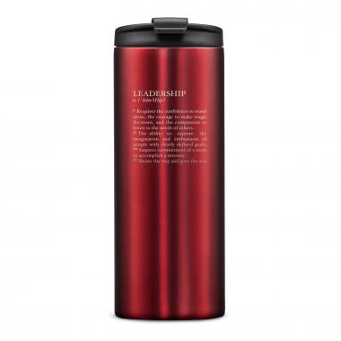 The Slimline - Leadership Definition 12oz. Tumbler