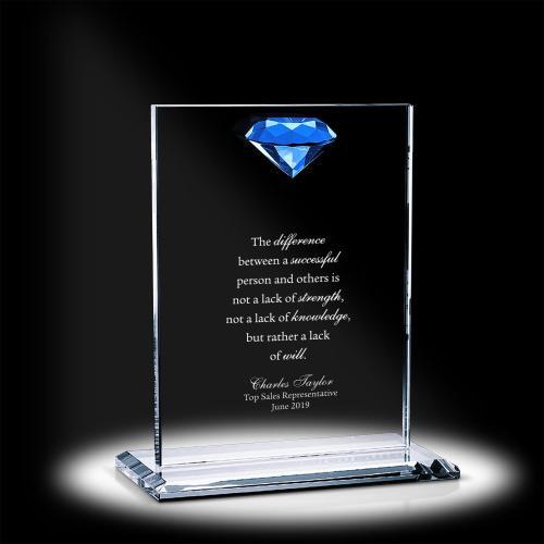 Diamond Emperor Crystal Award
