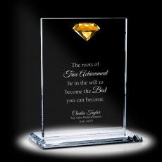 Trophy Awards - Diamond Emperor Crystal Award