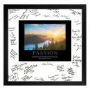 Passion Sunrise Signature Frame