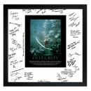 Courage of Integrity Framed Signature Motivational Poster