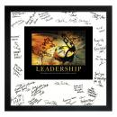 Leadership Compass Signature Frame