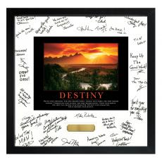Essence of Destiny Framed Signature Motivational Poster