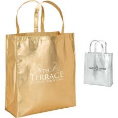Office Supplies - Metallic Tote