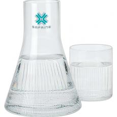 Drinkware - Executive desktop decanter and glass set