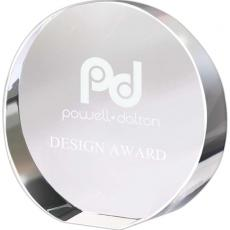Drinkware - Crystal award