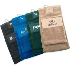 Drinkware - Single Fold Golf Towel