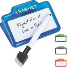 Office Supplies - Dry-erase and memo clip