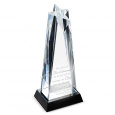 Trophy Awards - Aspire Star Tower Acrylic Award