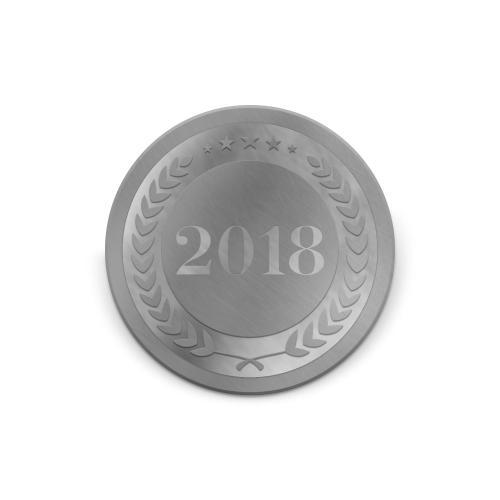 2018 Laurel Wreath Medallion Challenge Coin