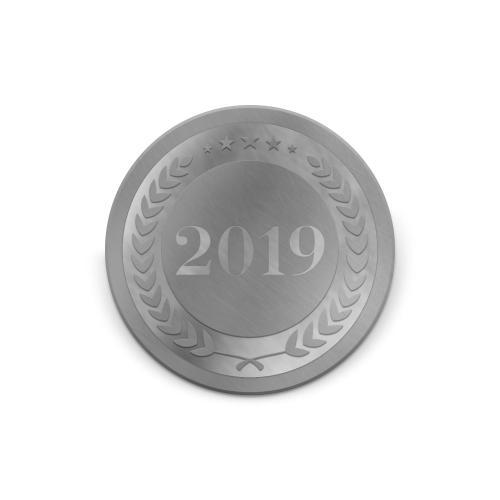 2019 Laurel Wreath Medallion Challenge Coin