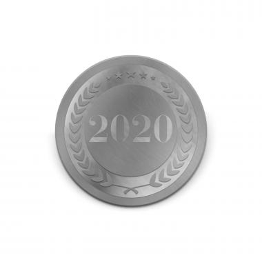 2020 Laurel Wreath Medallion Challenge Coin