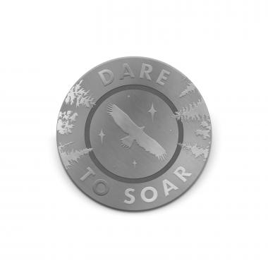 Dare to Soar Medallion Challenge Coin