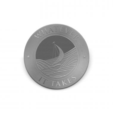 Whatever It Takes Medallion Challenge Coin