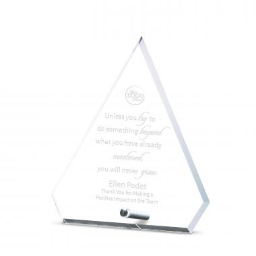 Keystone Pin Crystal Award