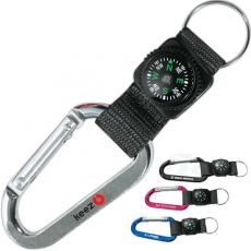 Drinkware - Carabiner with Compass