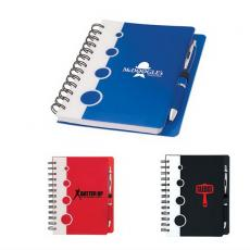 Office Supplies - Junior Notebook & Pen