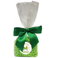 Candy, Food & Gifts - Mug Stuffer Gift Bag with Colored Candy