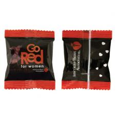 Tradeshow & Event Supplies - Zaga Snack Promo Pack Candy Bag with Cinnamon Red Hots
