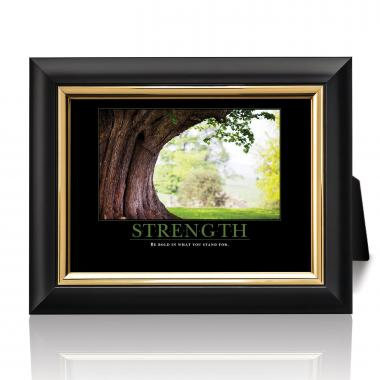Strength Tree Desktop Print