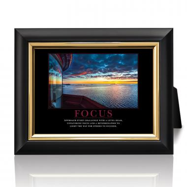 Focus Lighthouse Desktop Print