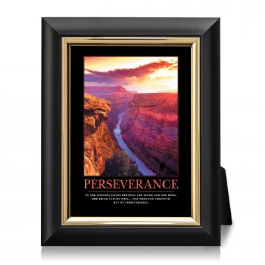 Perseverance Grand Canyon Desktop Print