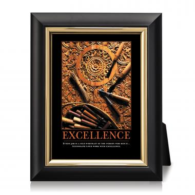 Excellence Wood Carving Desktop Print