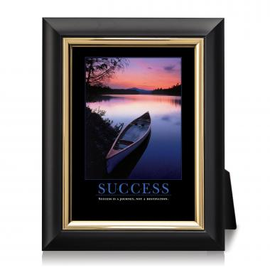 Success Canoe Desktop Print