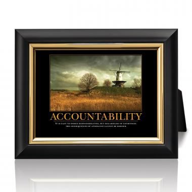 Accountability Windmill Desktop Print