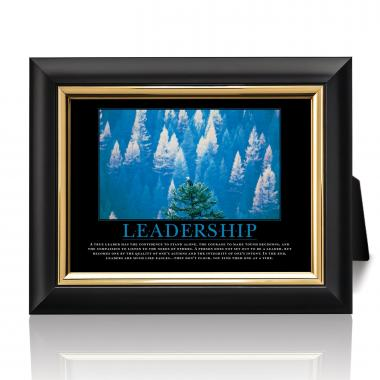 Essence of Leadership Desktop Print