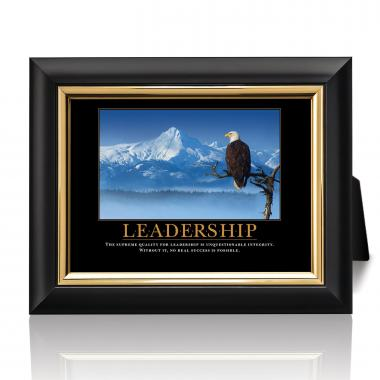 Leadership Eagle Desktop Print