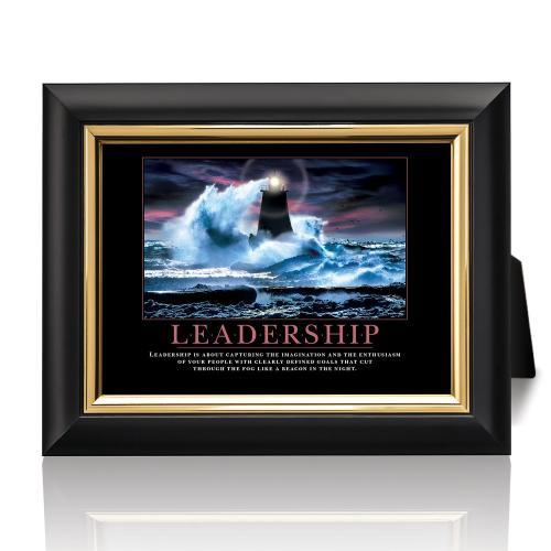 Leadership Lighthouse Desktop Print