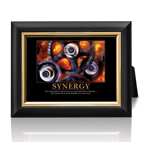 Synergy Gears Desktop Print
