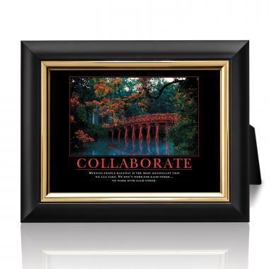 Collaborate Bridge Desktop Print