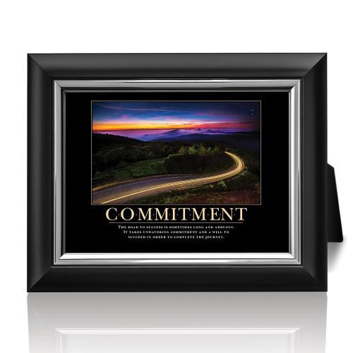 Commitment Highway Desktop Print