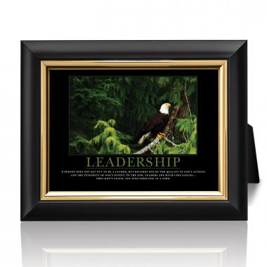 Leadership Eagle Tree Desktop Print
