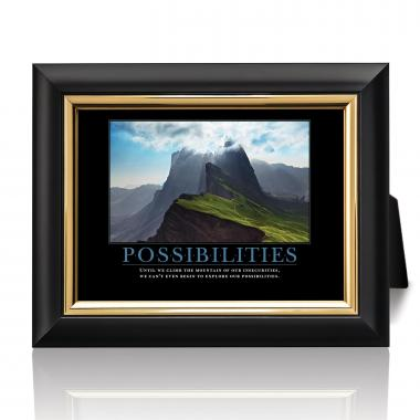 Possibilities Mountain Desktop Print
