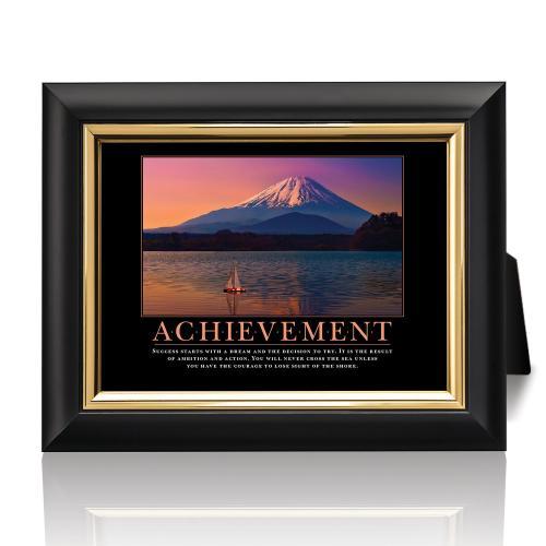 Achievement Sailboat Desktop Print