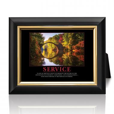 Service Bridge Desktop Print