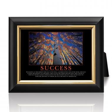 Success Tree Desktop Print