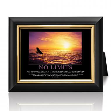 No Limits Desktop Print