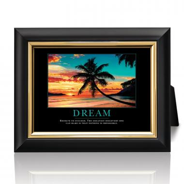 Dream Beach Desktop Print