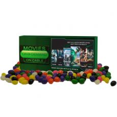 Tradeshow & Event Supplies - Movie Candy Box filled with Jelly Beans