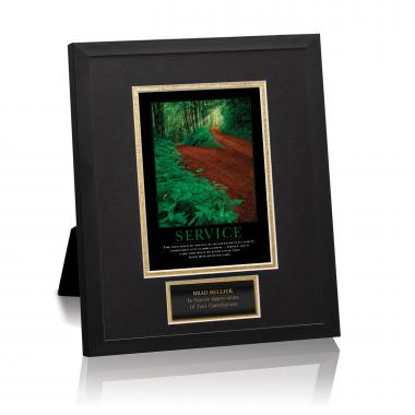 Service Path Framed Award