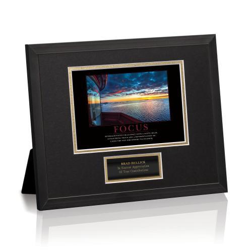 Focus Lighthouse Framed Award