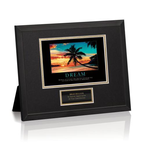 Dream Beach Framed Award